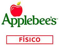 APPLEBEE'S - FÍSICO - DSHOP