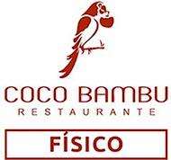 Coco Bambu Físico - DShop