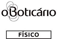 O BOTICÁRIO - FÍSICO - DSHOP
